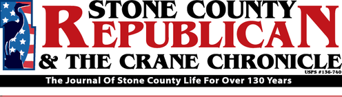Stone County Republican / Crane Chronicle
